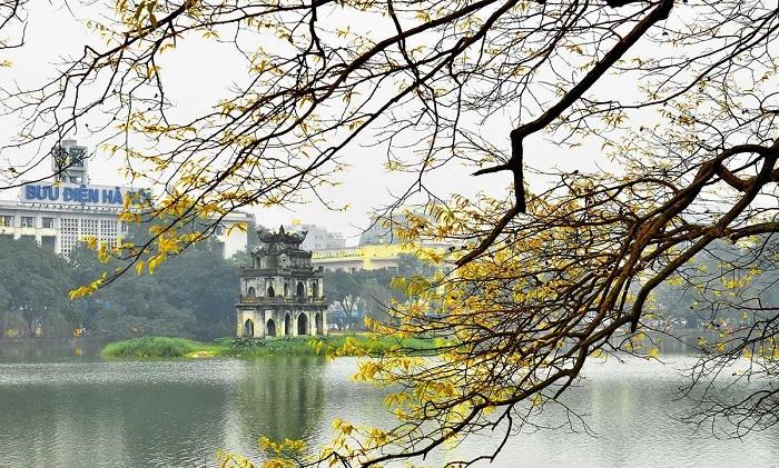 Lịch sử hồ Gươm (Hoàn Kiếm)