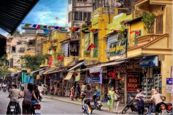 Tìm hiểu lịch sử 36 phố phường - nét đẹp độc đáo giữa lòng Hà Nội