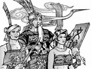 Sự ra đời của nhà nước Văn Lang
