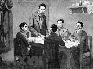 Lịch sử ra đời đảng cộng sản Việt Nam